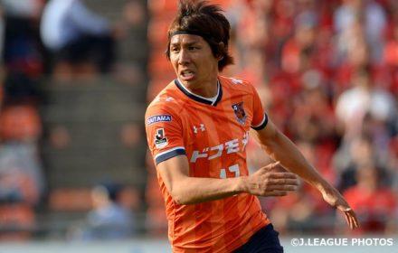 大宮アルディージャを支える遅咲きのMF横谷繁~J1昇格初年度でクラブ史上最高5位の躍進に大貢献!