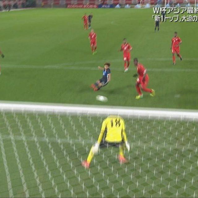 【速報・動画】オマーン戦、前半終了2-0。大迫の2ゴールでリード!動画と反応まとめ[キリンチャレンジカップ]