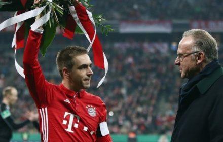 ドイツ代表をW杯優勝に導いた世界屈指のSB、フィリップ・ラーム選手の引退