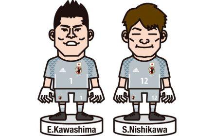 日本代表ゴールキーパー