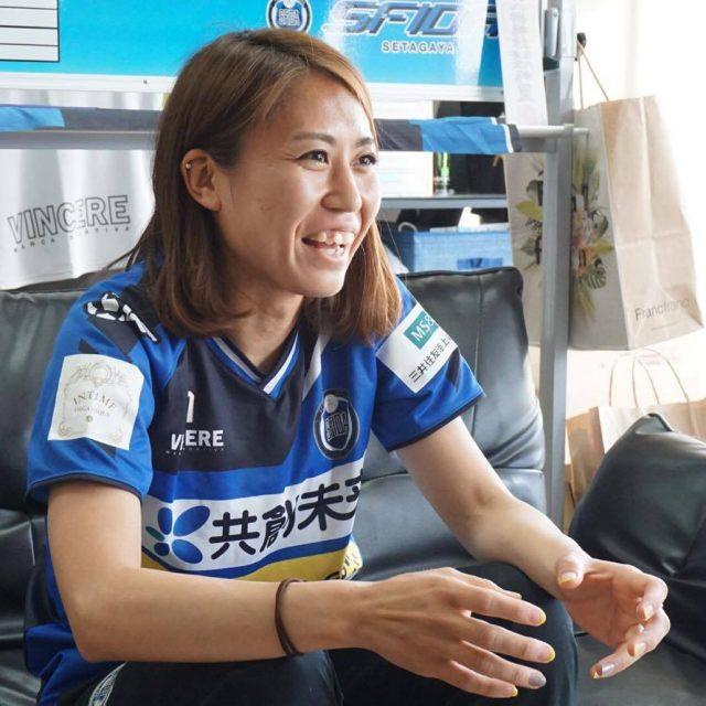 私の仕事はチーム愛を育むこと。7年間ブログを書き続ける女子サッカー選手のひたむきなサッカー愛《スフィーダ世田谷 永田真耶選手インタビュー》