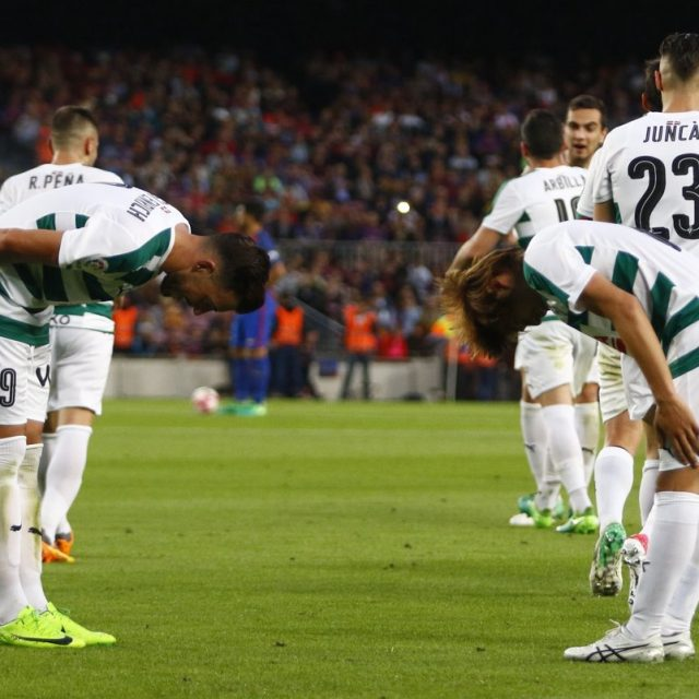 【速報・動画】乾貴士(エイバル)バルセロナから2ゴールを奪取!2ゴール動画と反応