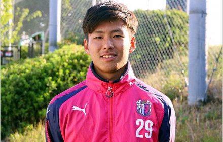 FIFAU-20ワールドカップに挑む、セレッソ大阪の新星 舩木翔