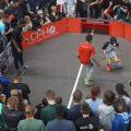国内初、ストリートサッカー1on1の全国大会。4/1豊洲で開催