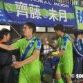 菊地俊介の強烈ボレーで湘南ベルマーレがリーグ3勝目。「良い意味で想像の範囲を超えた喜びがあった。」